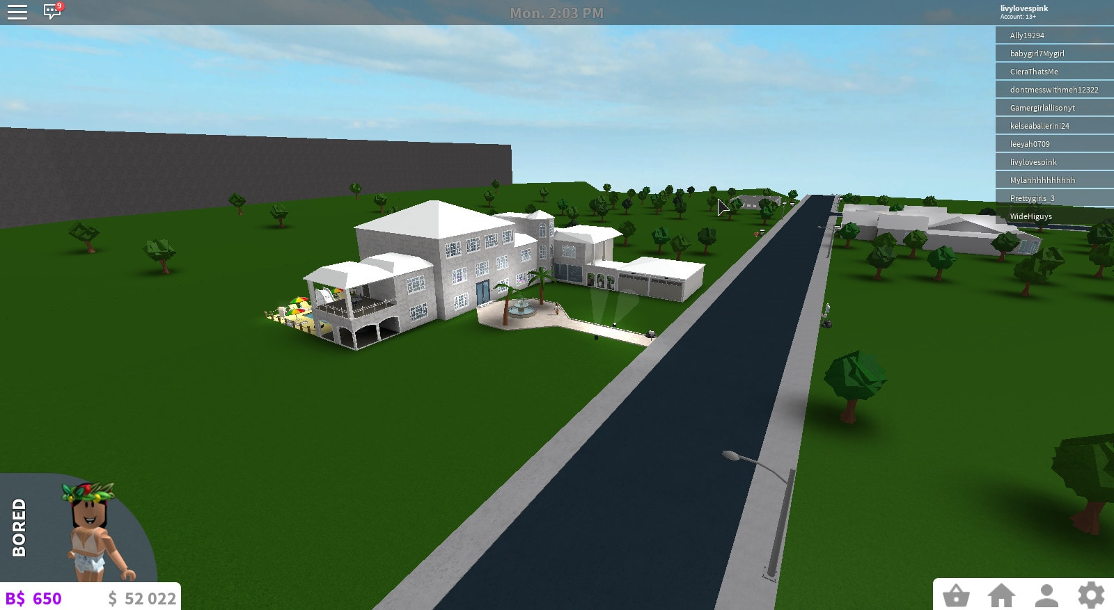 Make You A Roblox Bloxburg House Build By Oliviamcgint761