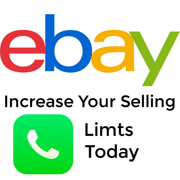 Call Ebay To Increase Your Selling Limits By Anassboumahdi