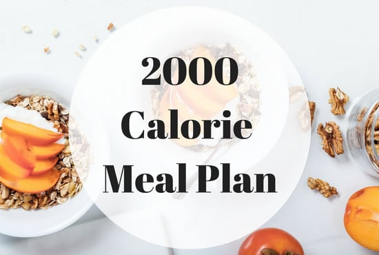 Give You A 2000 Calorie 7 Day Meal Plan By Tanyapaulin239