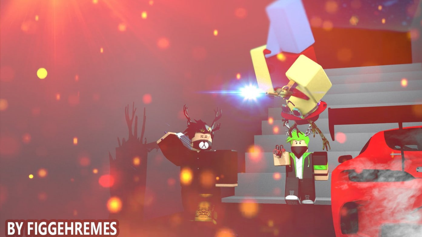 Make You A Roblox Thumbnail Gfx Group Pic Game Pic And More By