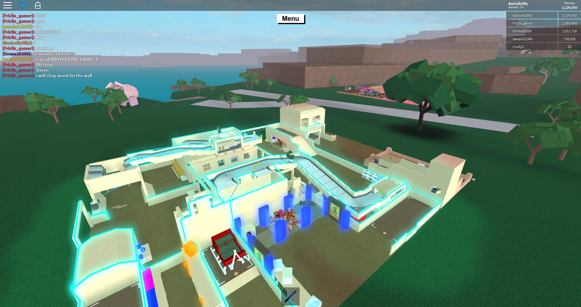 Tips Roblox Lumber Tycoon 2 Free Android App Market - Sell You The Rest Of My Roblox Lumber Tycoon 2 Plot By Basicallyolly