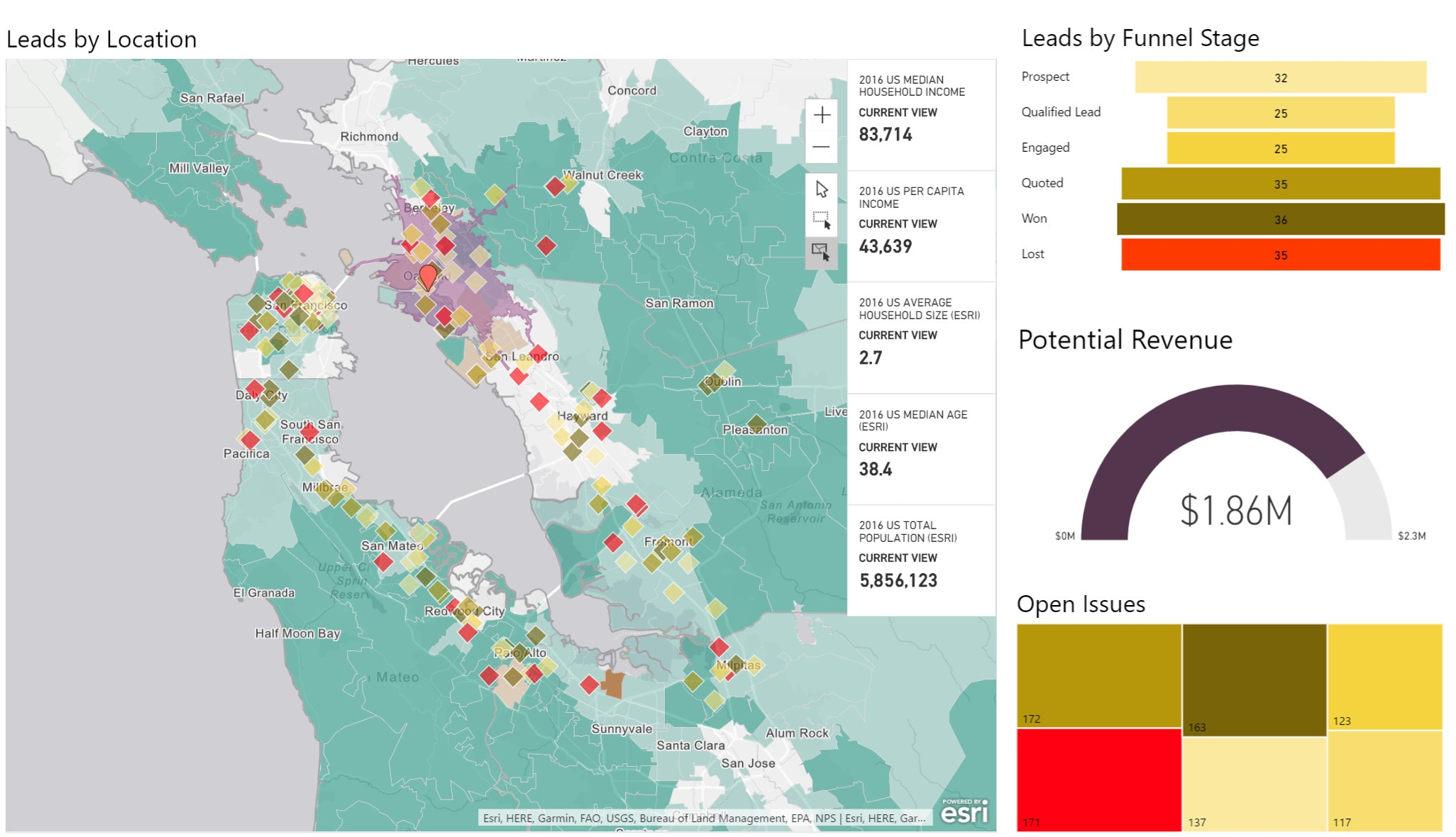 Create maps and filled maps in powerbi or tableau by Ndarvishev