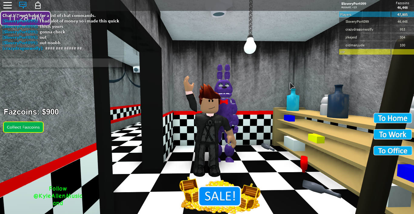 Fredbear And Friends Roblox Game Give You Animatronics In Fredbear And Friends Family Dinner By Soveryport099