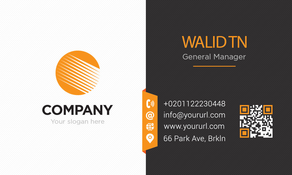 I Will Create For You A Business Cards