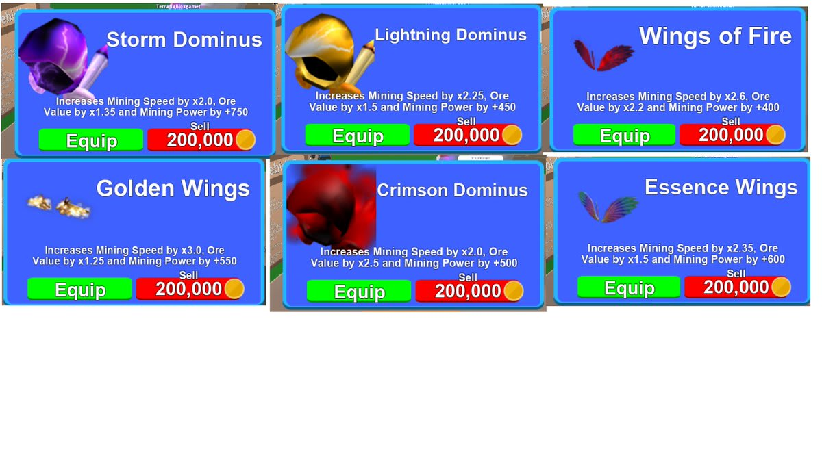 Give Mythical Hats In Roblox Mining Simulator By Braylorenz