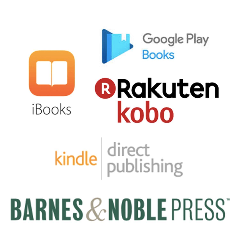 publish your ebook to 5 vendor sites