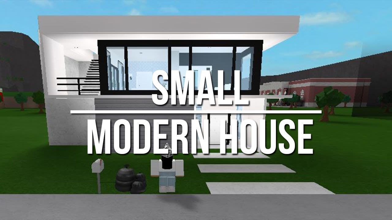 Build A House In Bloxburg For Free By Megmeg1010