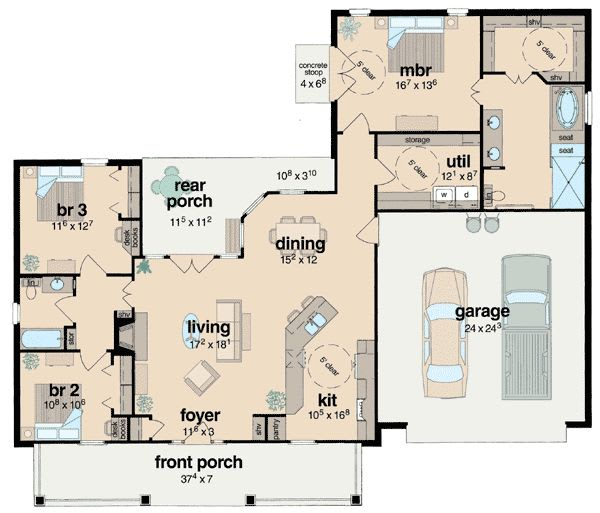 Make Your Dream House Floor Plans By Architect Rehan Fiverr