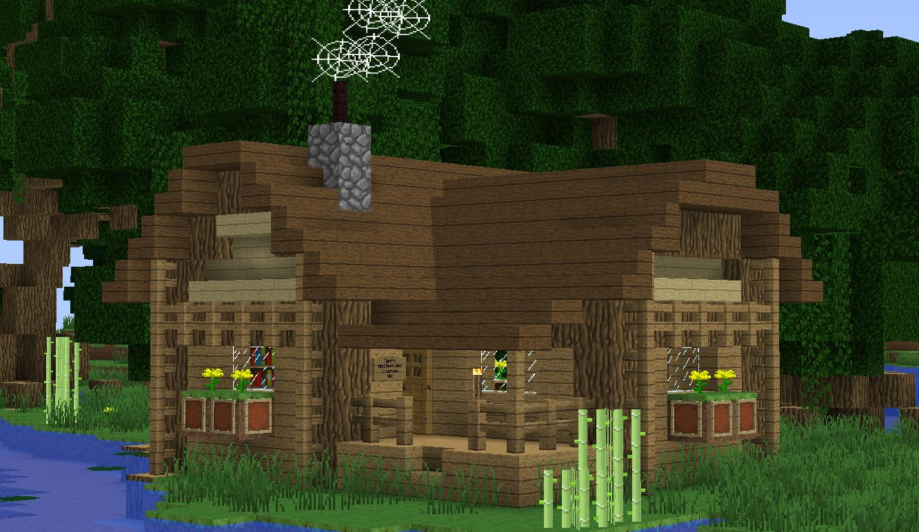 Create A Custom Minecraft House For You By Rblooks