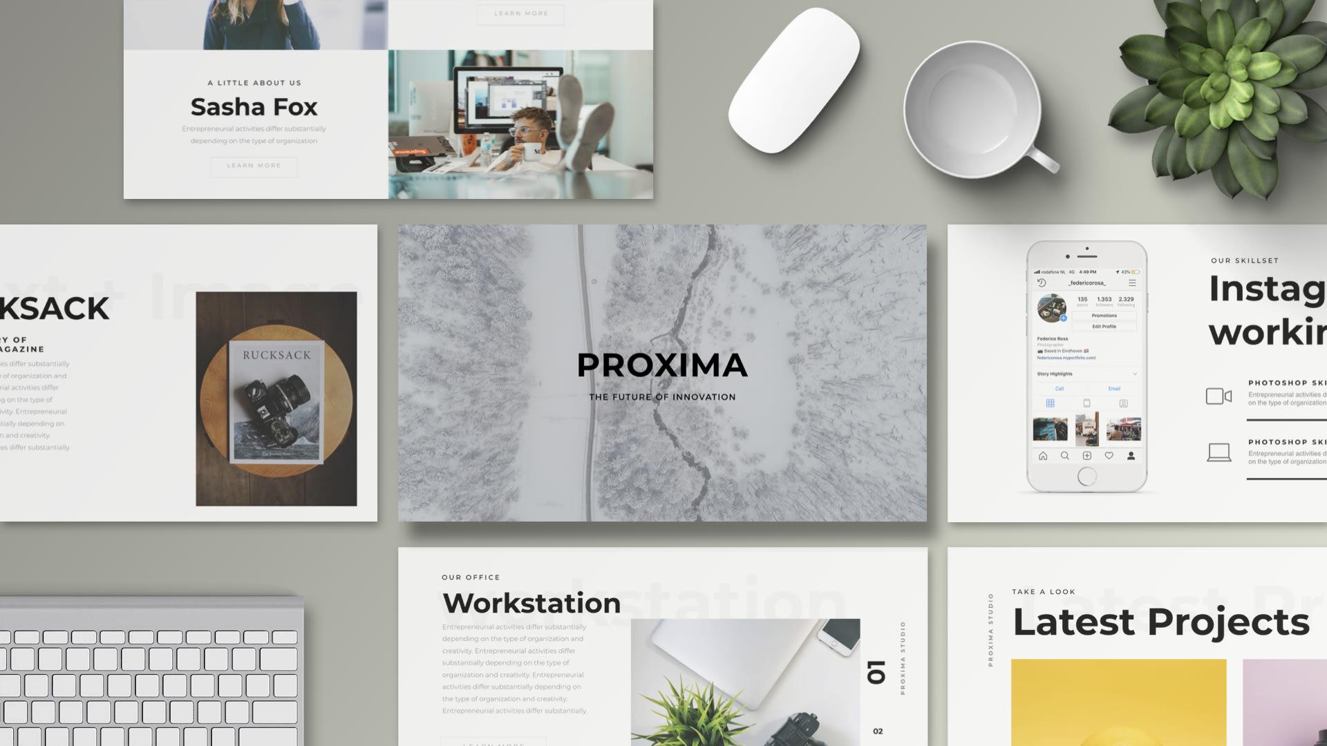 Design The Finest Keynote Or Ppt Presentation Deck By Federicorosa