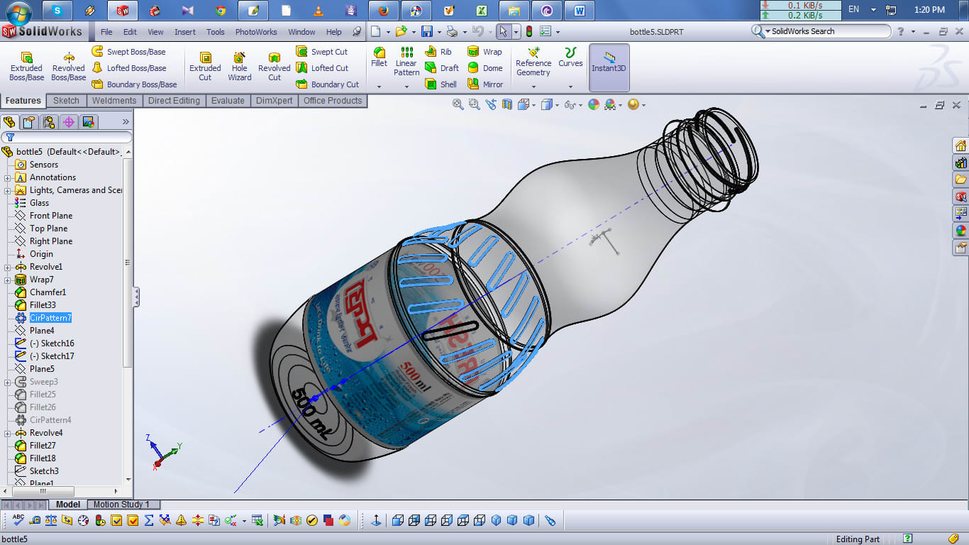 Do Mechanical Design In Solidworks And Rhino By Ashikur298