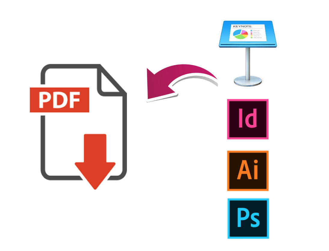 convert any publication file or presentation to PDF