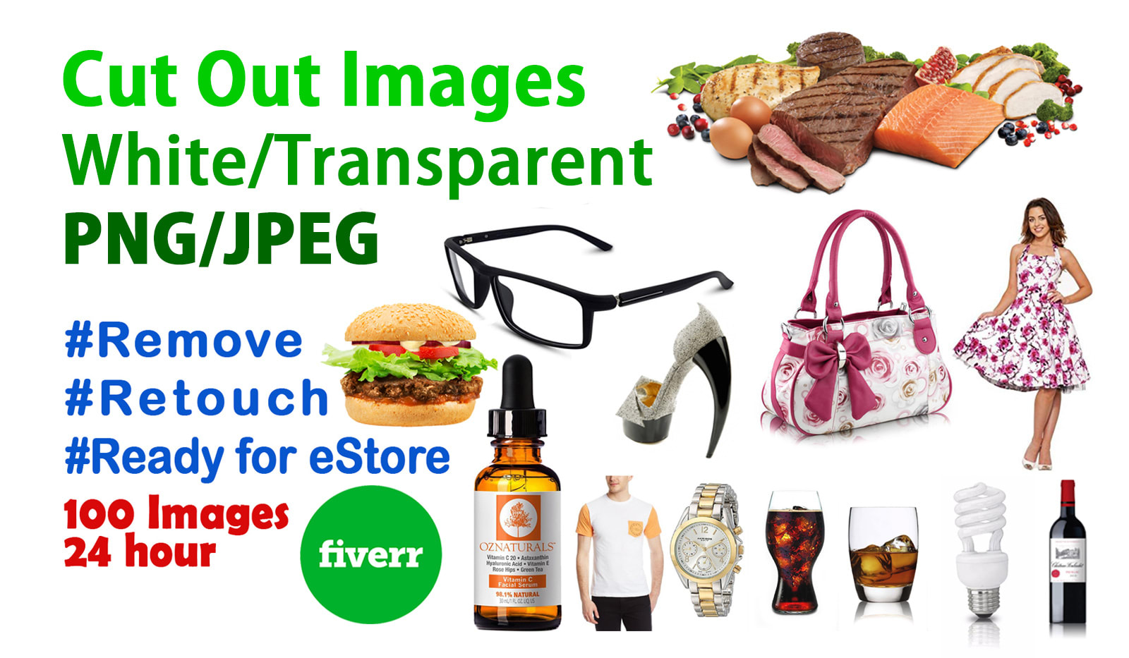 Photoshop Editing Background Removal Cut Out Images 24 Hours By Humayun88
