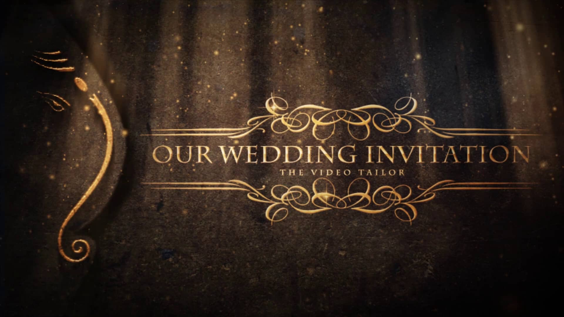 Make video invitations wedding birthday and other events by ...