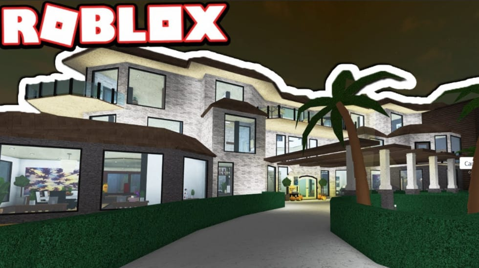 Hotel Cafe Build Welcome To Bloxburg By Rebbeca3208
