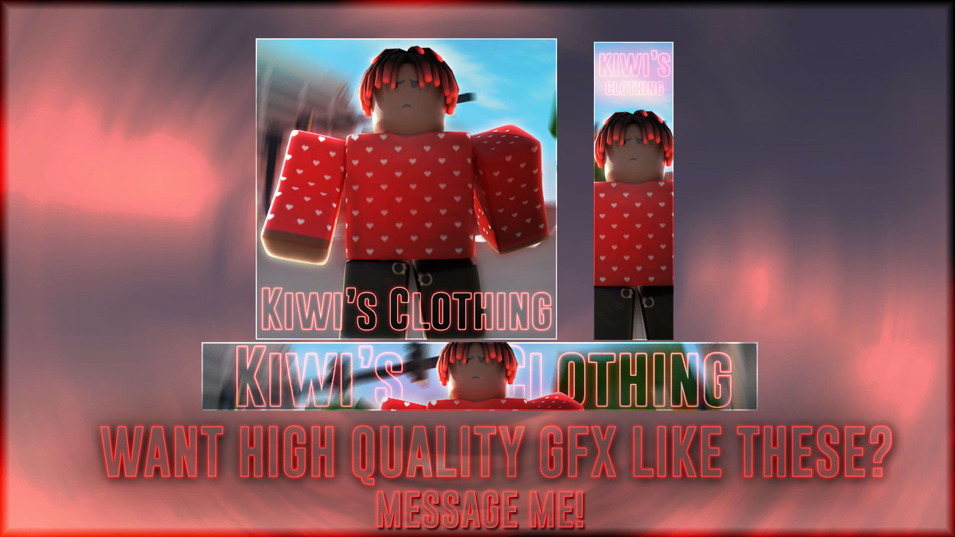 Make You A High Quality Roblox Gfx By Mwad94