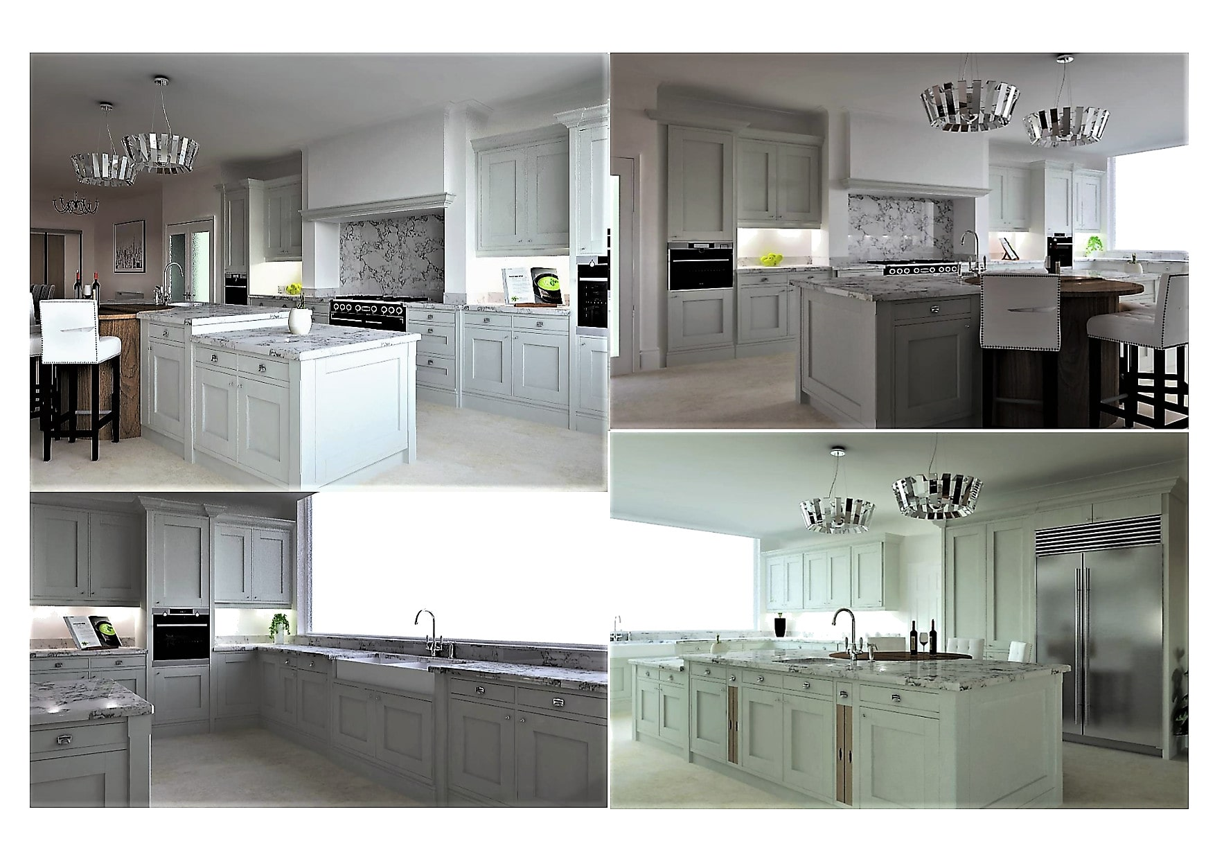 Create A Professional Kitchen Design From Scratch With Revisions By Niallbryson