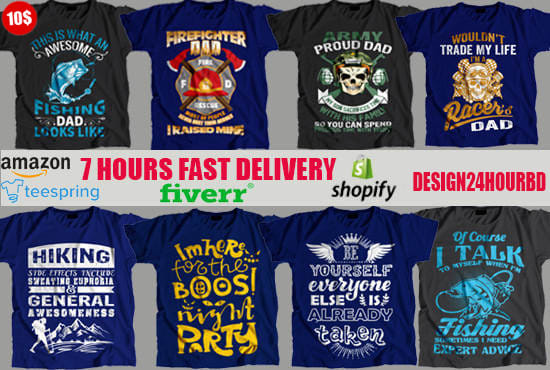 625ac883263 design amazing custom t shirt within 6hours