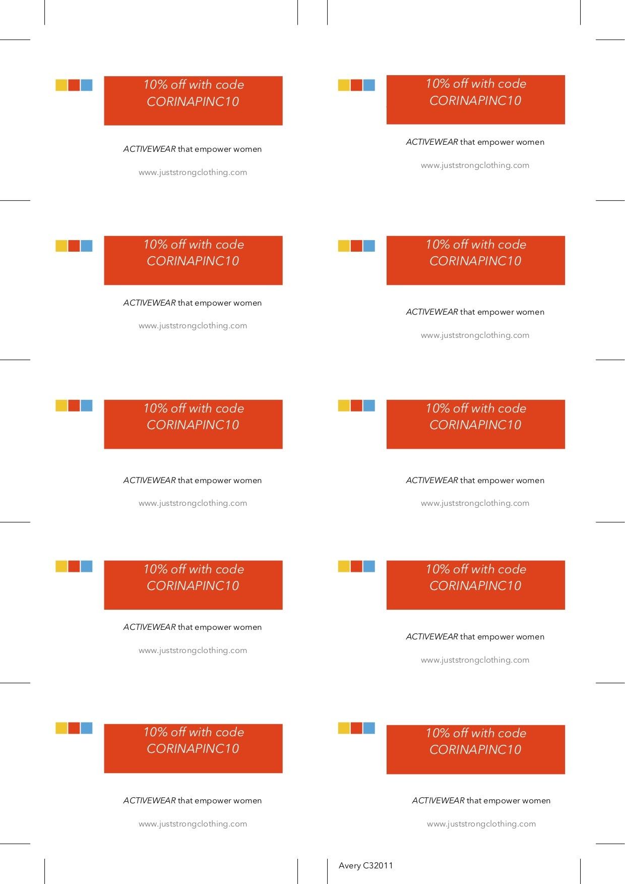 Create Business Cards Template By Corinapinti