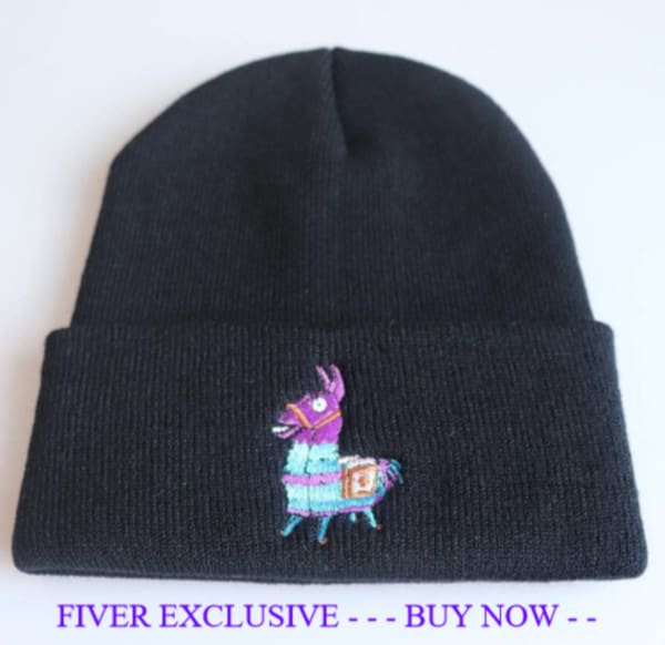 Mail you a fortnite beanie hat by Fortnitebossman b763324cc28