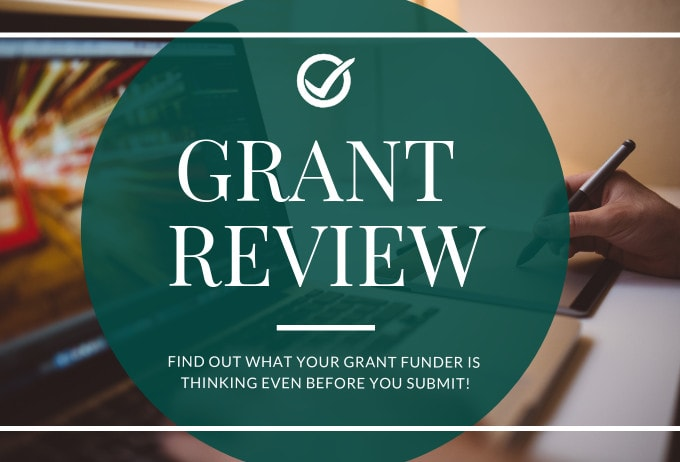 Review Your Grant Application Before You Submit To A Funder By Blackbirdadvise