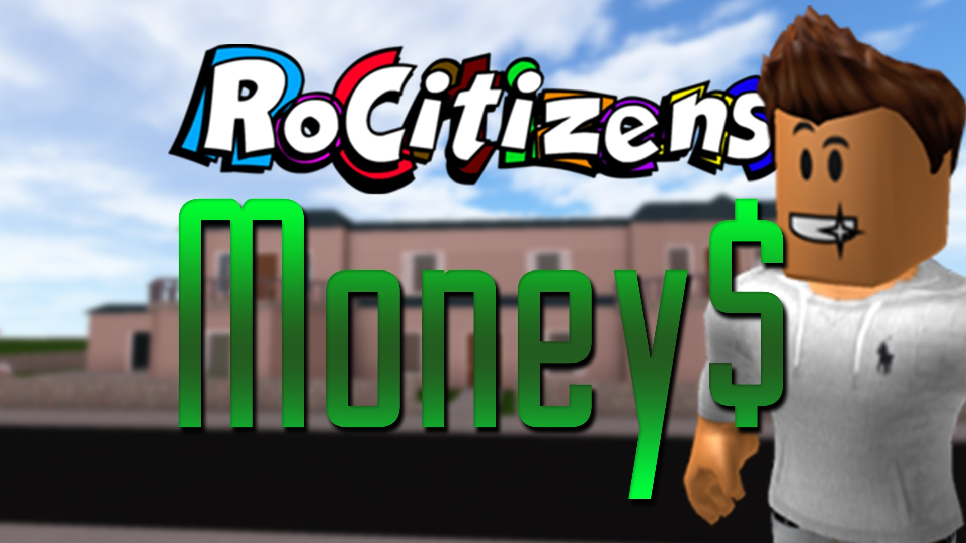 Give You Money On Rocitizens For A Small Fee By Tylerjkljkl