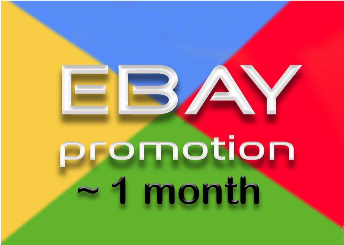 Do Ebay Promotion To Get Sales By Proadvert9