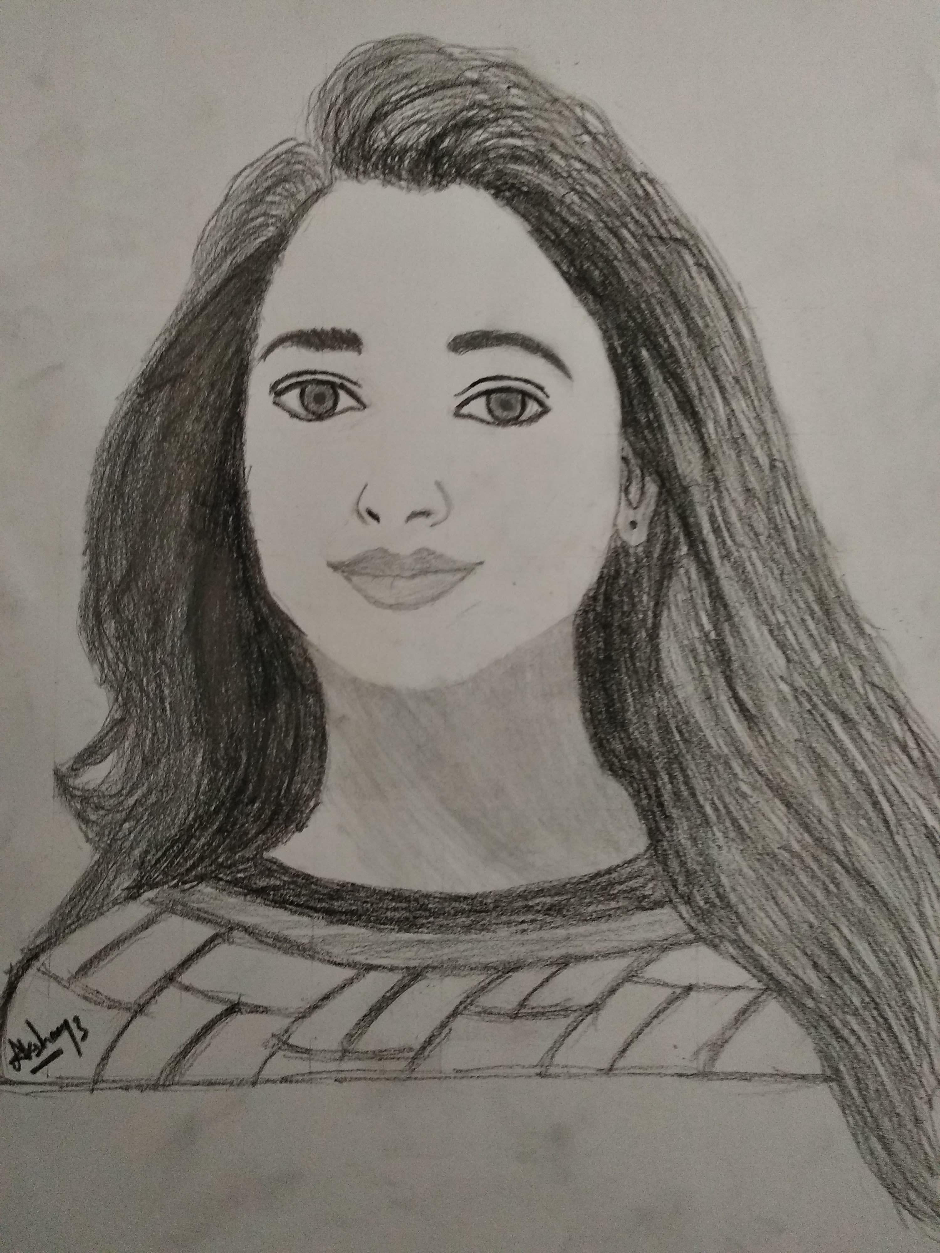 Pencil Sketch Of Actor And Actors By Akshaykumarb