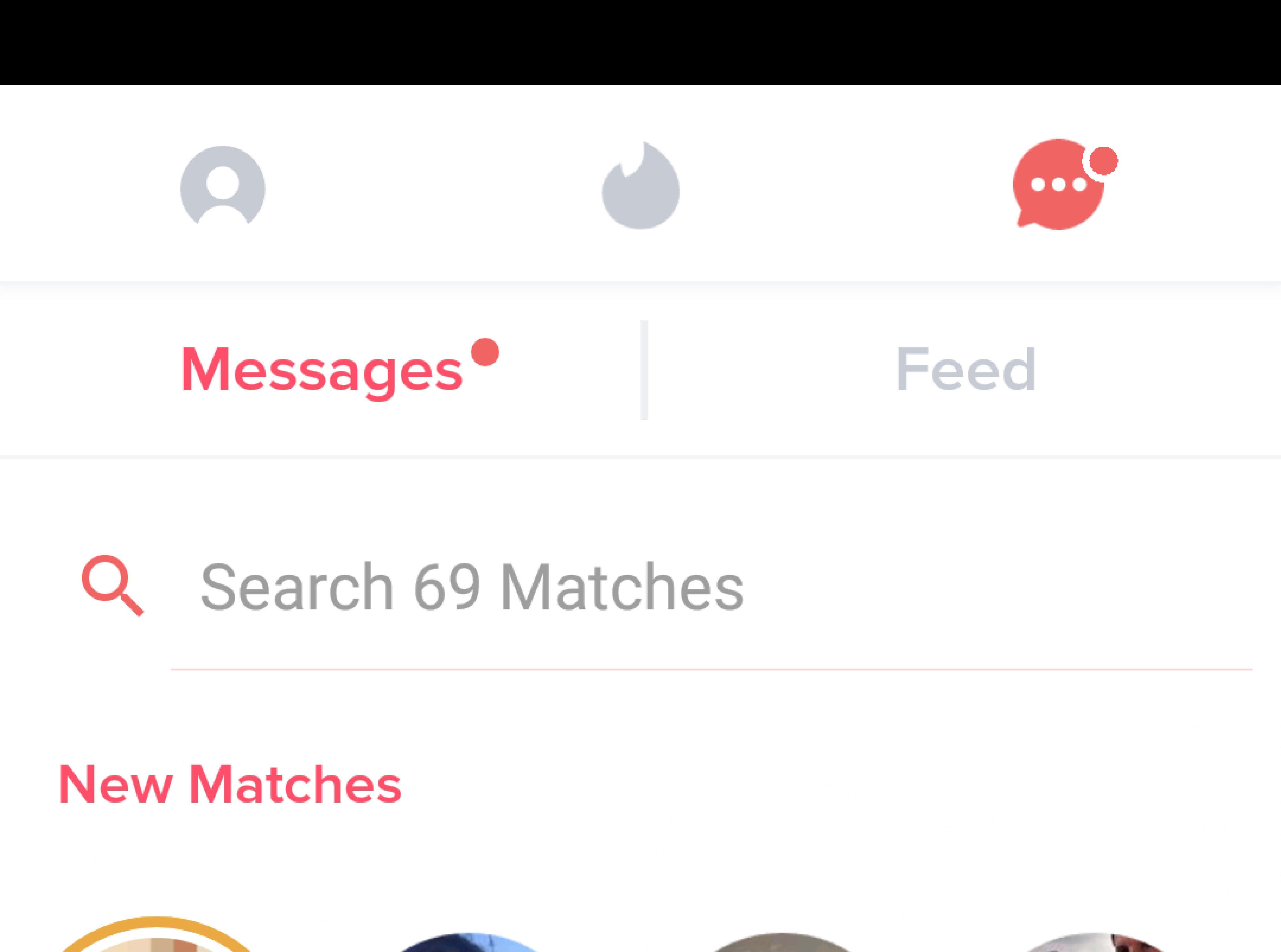 Sound tinder notification Tinder don't