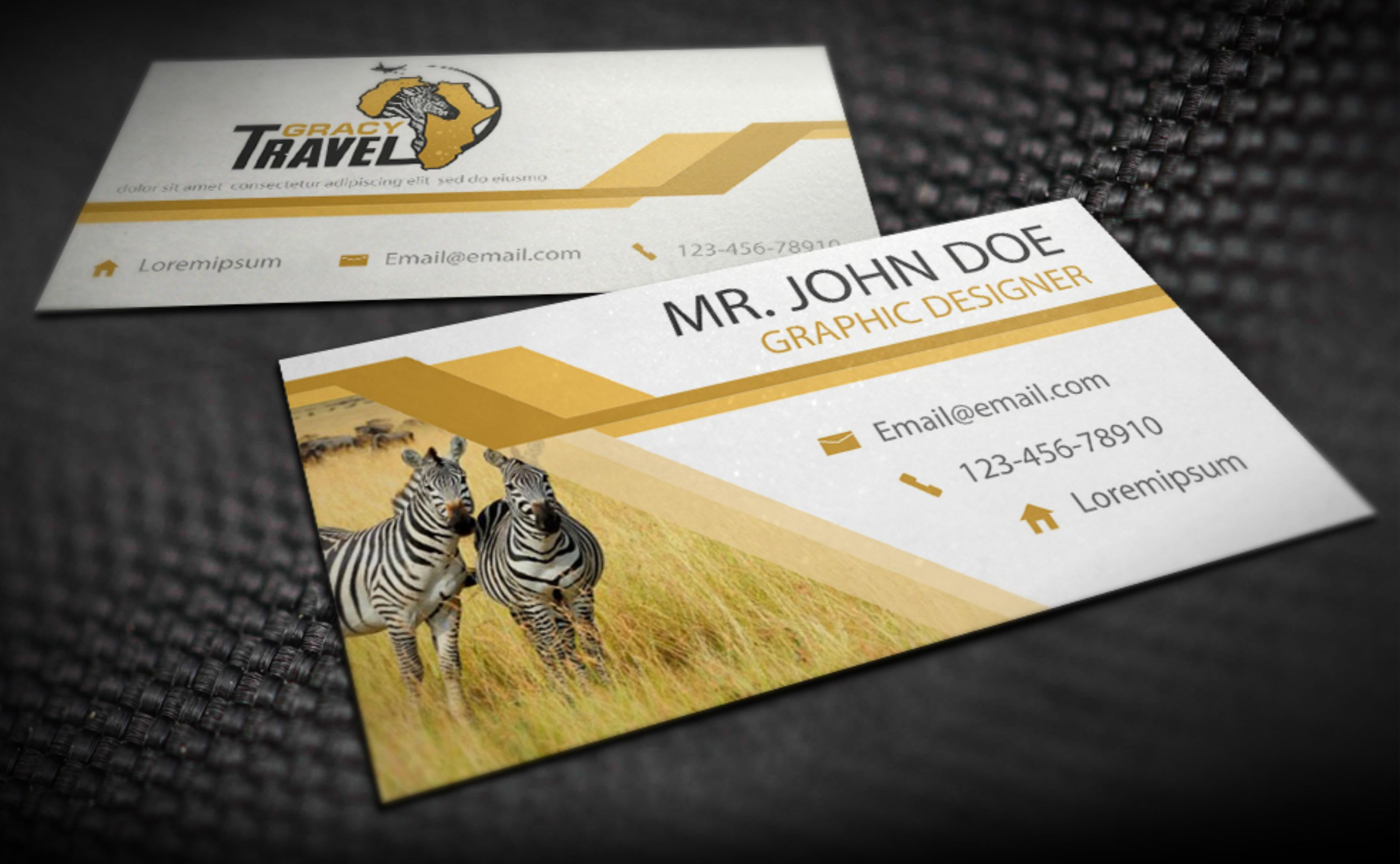 Make Various Types Of Business Cards By Idealisall