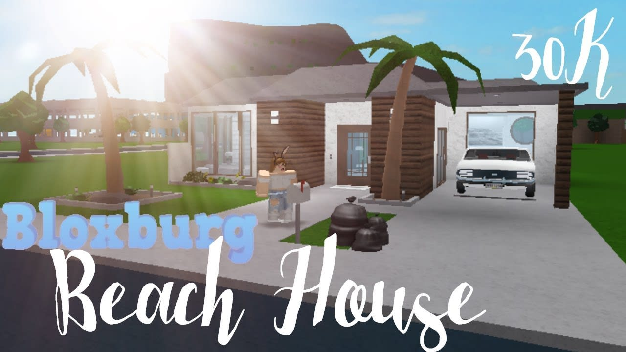 Build You A House On Roblox Bloxburg By Hyperm0chi