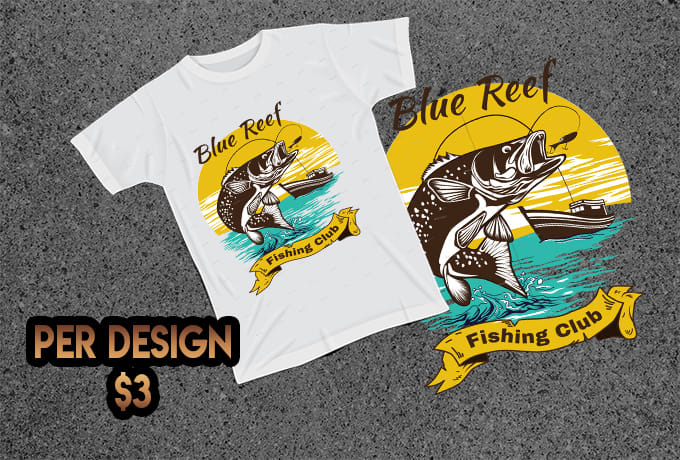 a506224e Do trendy t shirt design in 24 hours by Shaban120
