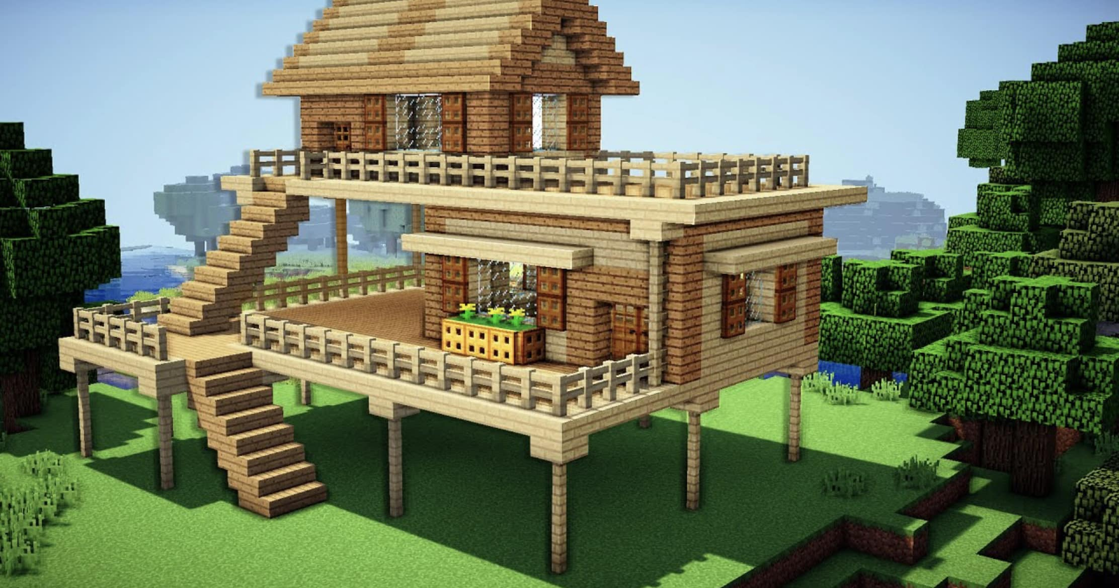 Build Houses In Roblox Bloxburg And Minecraft By Alexlicata