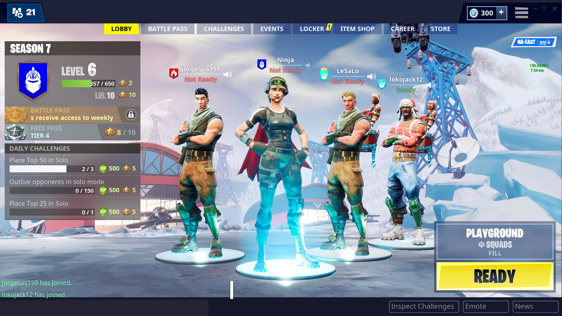 Play Fortnite With You As Ninja By Johnmiller644 Here are a few fortnite names that will help you get a good fortnite name for you social media picture or according to your need, check down for the best. play fortnite with you as ninja by