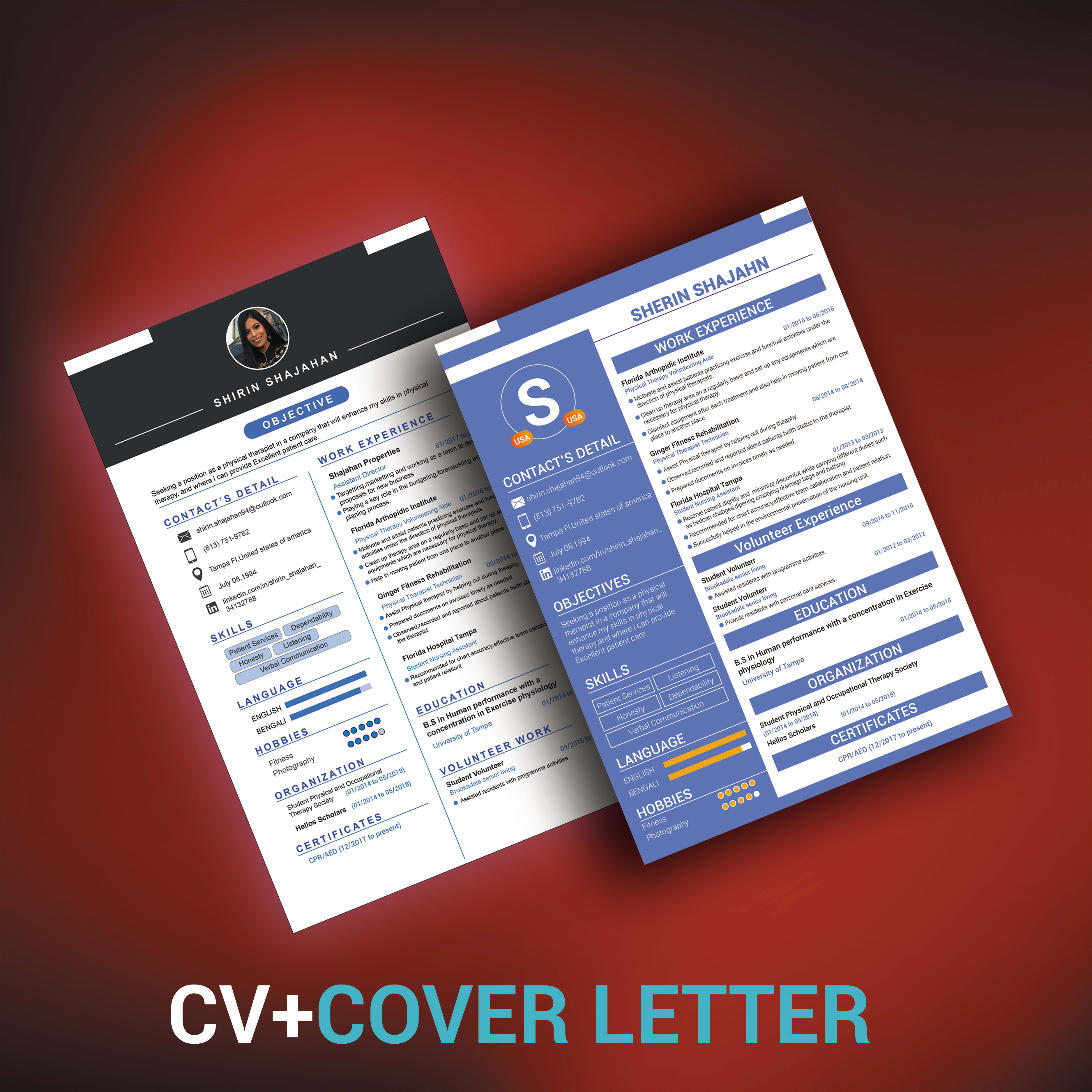 design,review rewrite your resume or cover letter