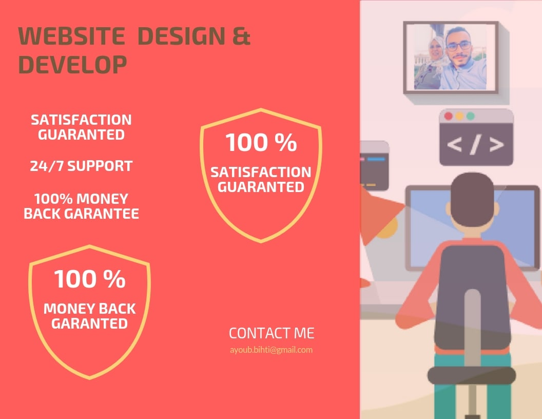 Design A Professional Website Or Web Design With Dreamweaver By Ayoubbihti
