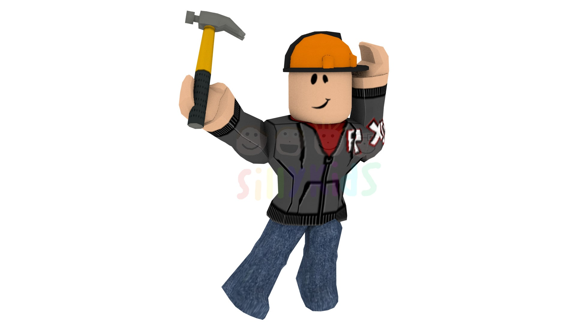 Roblox Accsesories Make You A Roblox Character Render With Accessories By Realsillykids