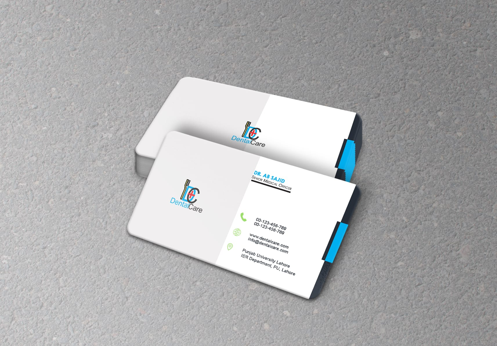 41fdd7966a3f8 Design outstanding print ready professional business card by Themanaaf