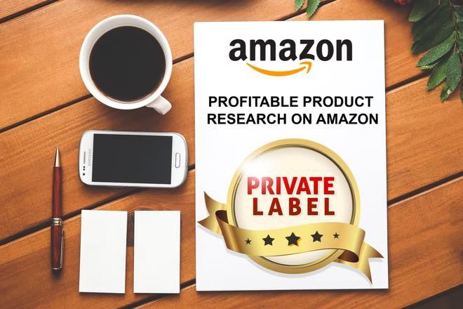 do amazon product research private label for fba jungle