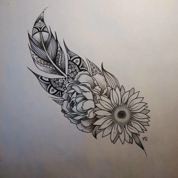 Draw Your Tattoo Ideas By Temoleladze