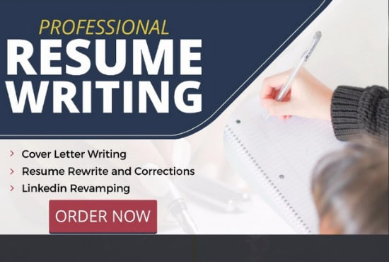 I Will Get You The Job Of Your Dreams Through Expert Resume And Cover Letter