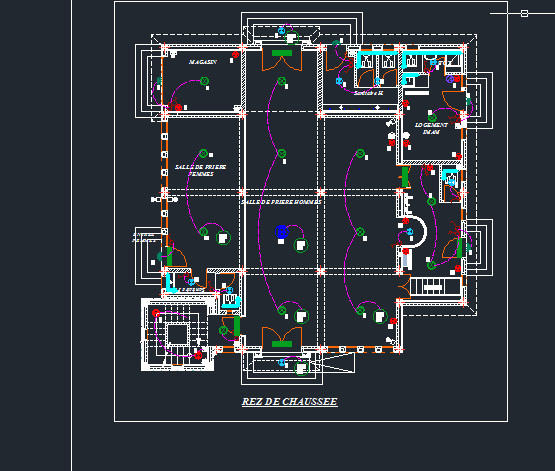 Do electrical drawing for your project by PhiliphdFiverr