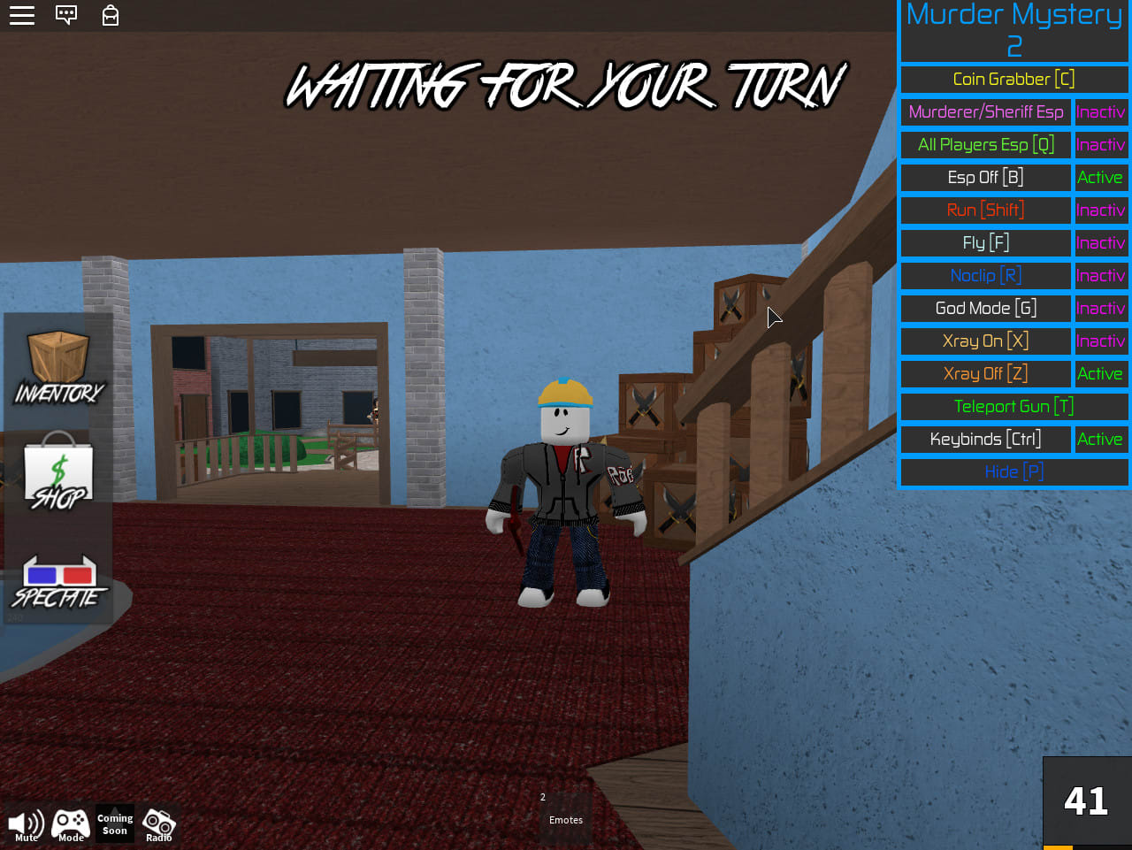 Give U Roblox Hacks For Any Game By Bartekmega33