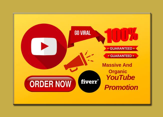 organic youtube marketing