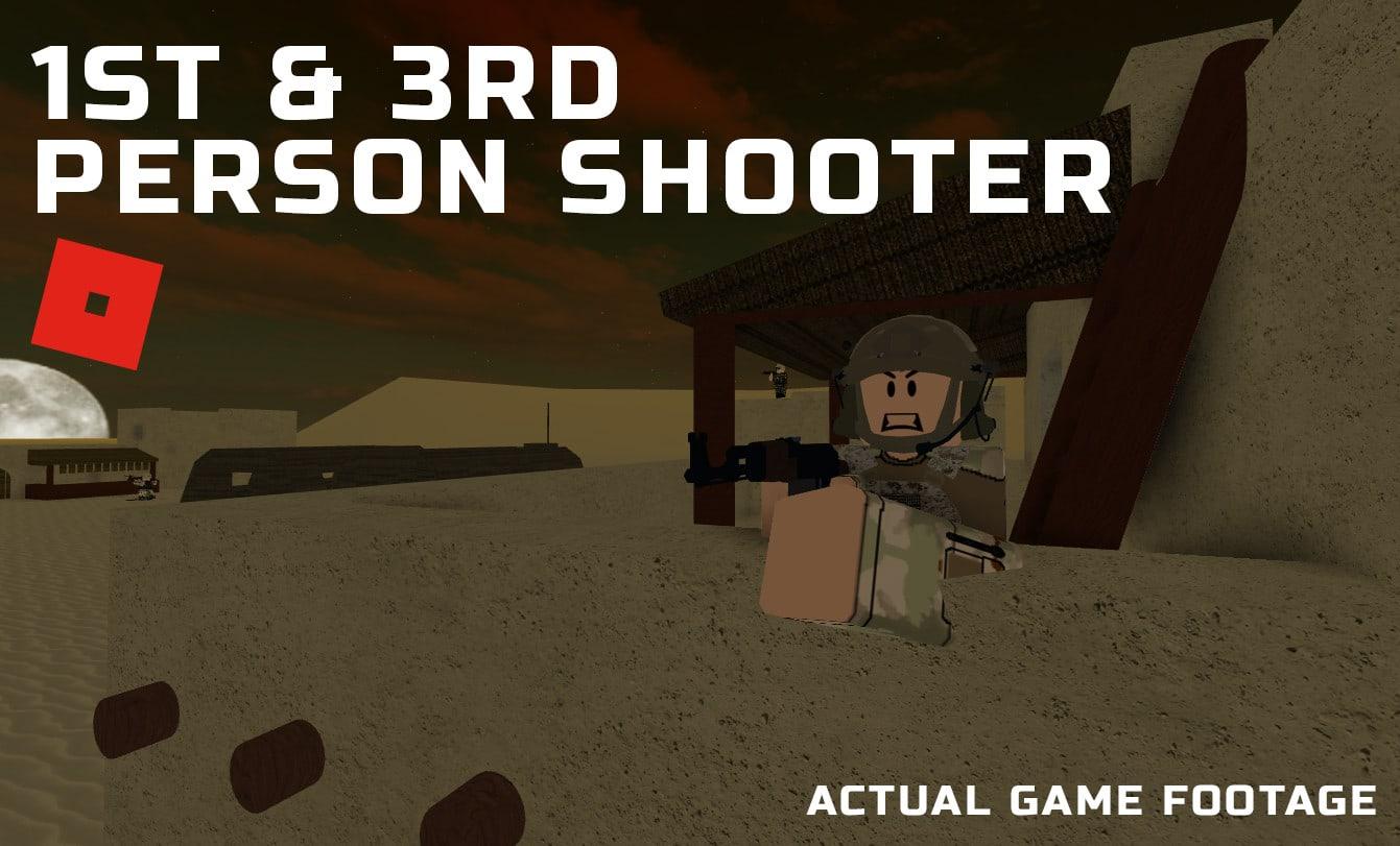 Develop A Custom Roblox Shooter Game By Ramseskates