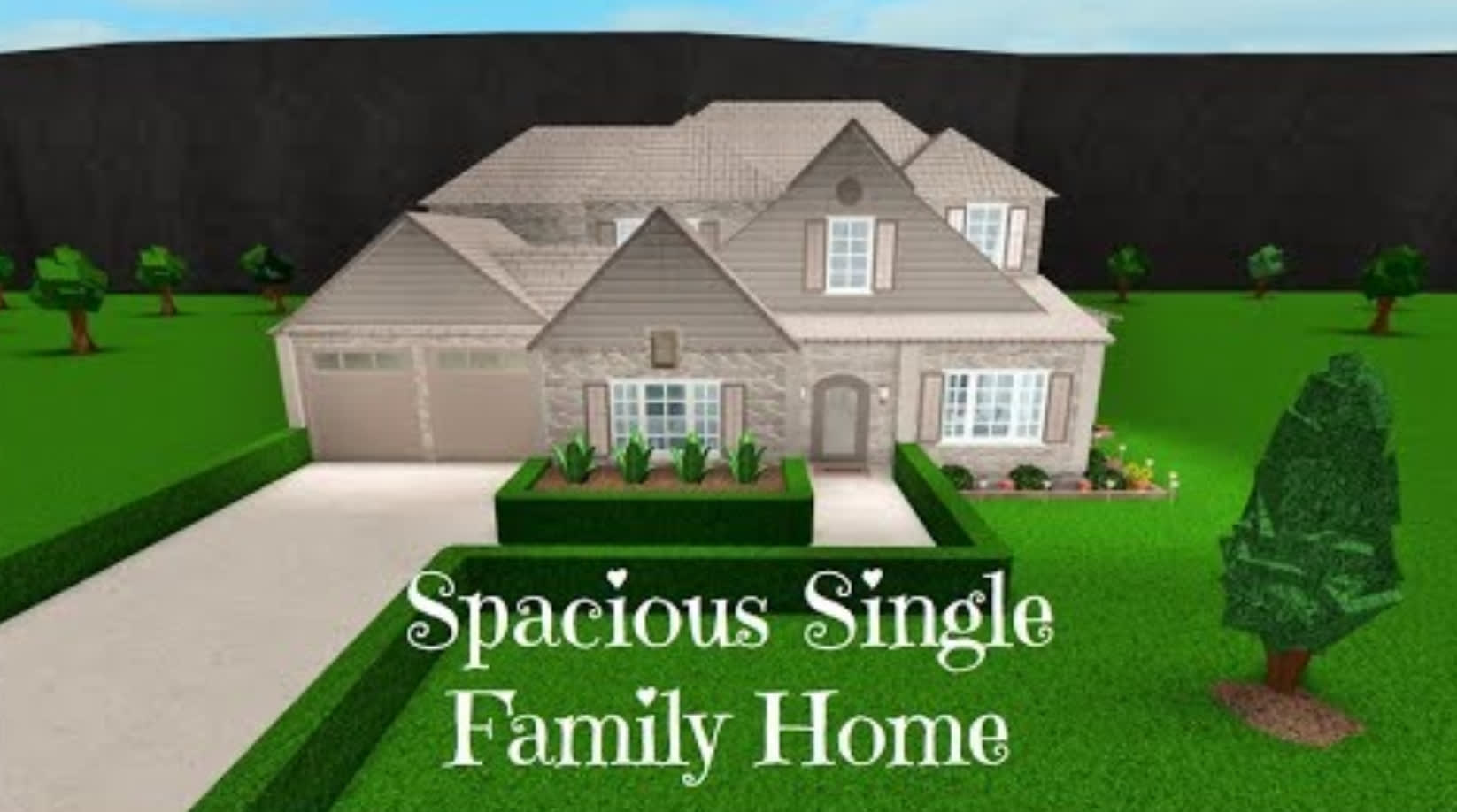 Build You A Roblox House In Bloxburg By Ethanlee90