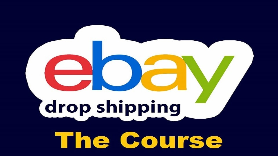 Give You Best 3 Courses Of Ebay Dropshipping By Seoweber