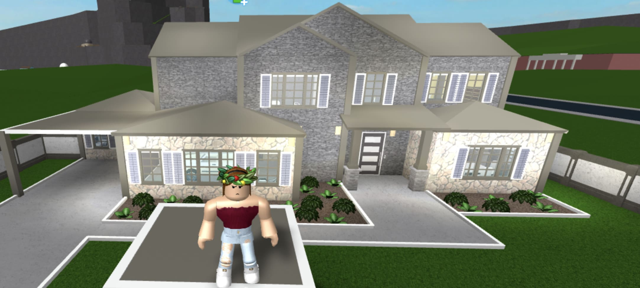Roblox Bloxburg How To Build A Small House Build You Anything In Roblox Bloxburg By Maddiexspat