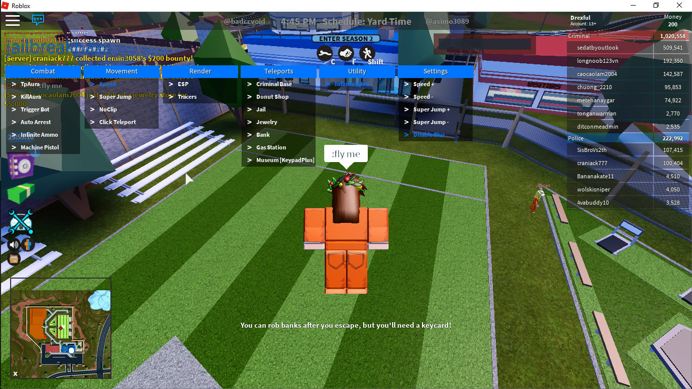 Roblox Hack An Account Hack Any Roblox Games On An Alt Account By Synapseuvxi