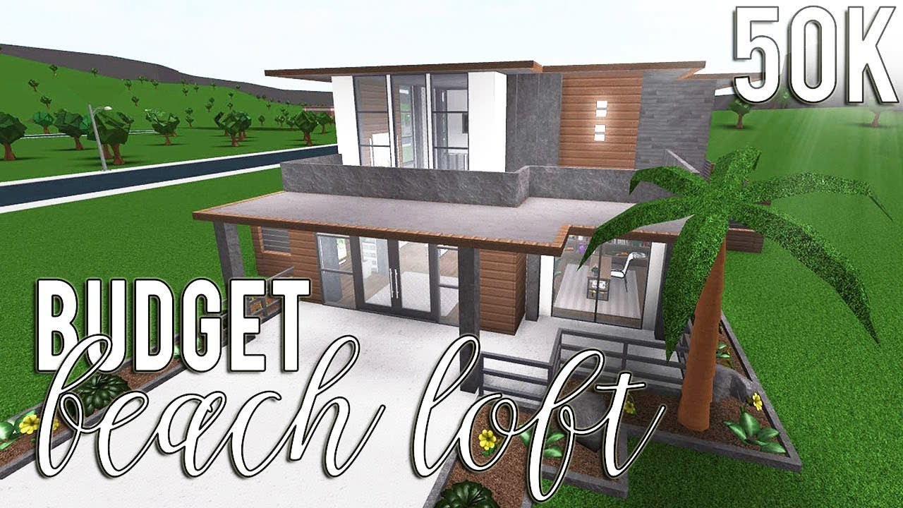 Modern Bloxburg Family Home Build And Designed For You By